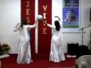 Aline barros Coreografia Sedentos IBJV Shekinah