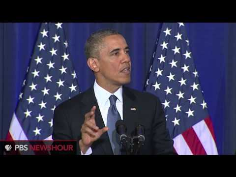 Obama Defends Drone Strikes But Says No Cure-All