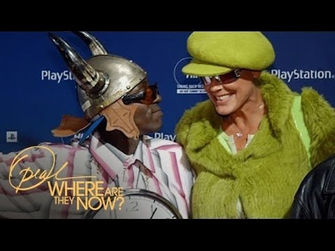 Brigitte Nielsen's Unexpected Romance with Flavor Flav | Where Are They Now? | Oprah Winfrey Network
