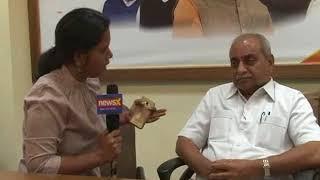 NewsX Exclusive: BJP leader Nitinbhai Patel speaks over Gujarat Assembly Elections 2017 - NEWSXLIVE