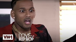 Bobby & Prince's Explosive Run-In | Love & Hip Hop: Miami - VH1