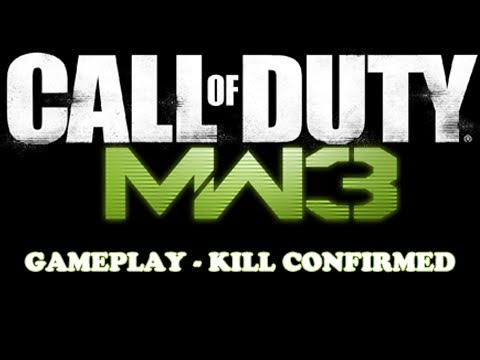 MODERN WARFARE 3 GAMEPLAY! Kill Confirmed on Village (MW3)