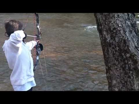 Bowfishing March 2011