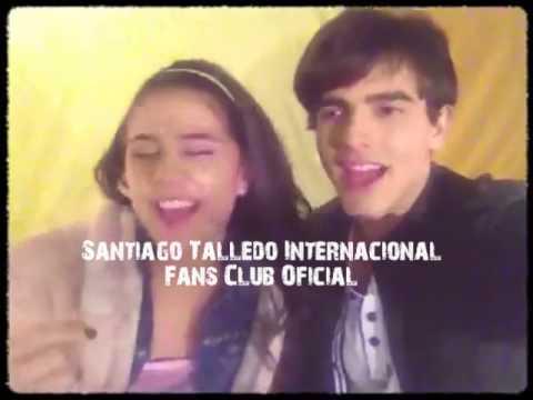 Santiago Talledo y Greeicy Rendon cantan