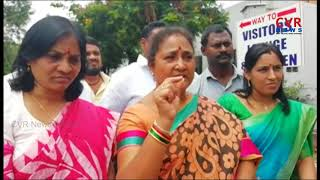 Jagga Reddy Wife Nirmala Face To Face Over Her Husband's Arrest | CVR News - CVRNEWSOFFICIAL