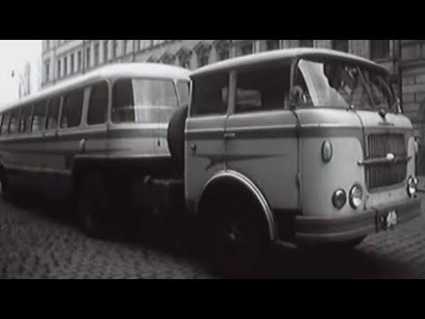 Autoperiskop.cz  – Výjimečný pohled na auta - Škoda 706 RTTN s návěsem Karosa