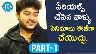 Actor Siddharath Varma Exclusive Interview Part #1 || Soap Stars With Anitha - IDREAMMOVIES