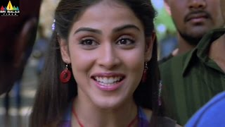 Sye Movie Scenes | Genelia About Her Love | Telugu Movie Scenes | Sri Balaji Video - SRIBALAJIMOVIES