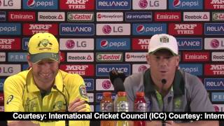 2015 WC AUS vs AFG: David Warner on breaking record in World Cup - IANSINDIA