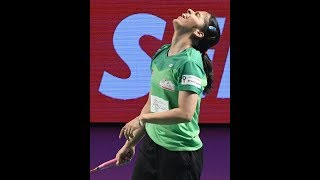 Saina out of Malaysia Masters 2019 - TIMESOFINDIACHANNEL