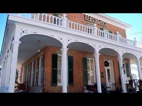 Mackay Mansion - Part 1
