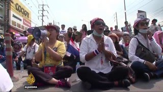 Controversy surrounds selection of Thailand's next leader of Buddhist monks - ALJAZEERAENGLISH