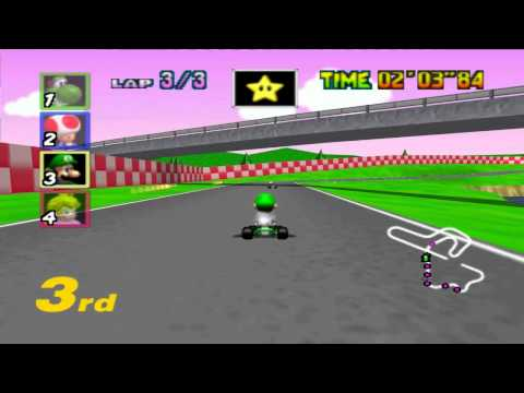 Let's Play Mario Kart 64 Teil 13 [Es geht Weiter Morad is Back]