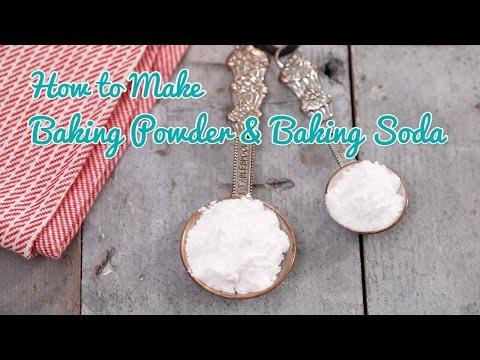 How to Make Baking Powder & Baking Soda - Gemma's Bold Baking Basics Ep 33
