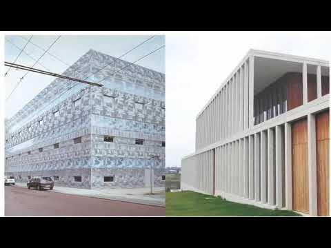 Conférence de Bernard Quirot, architecte