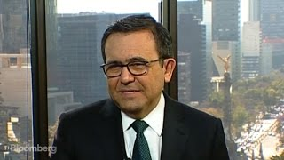 Mexico's Economy Minister Guajardo on Nafta, Trade, Trump - BLOOMBERG