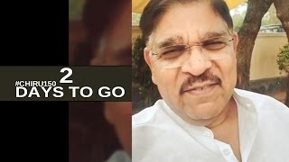 Chiru 150 First Look Is Awesome Says Allu Aravind | 2 Days To Go |  TFPC - TFPC