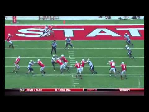 Braxton Miller's First Ohio State Career Touchdown Pass