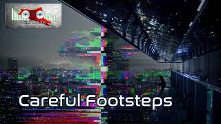 Royalty Free :Careful Footsteps