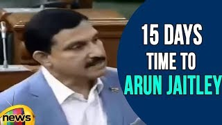 We Are Giving 15 Days Time To Arun Jaitley, Says Sujana Choudhary, AP Budget Allocations 2017-2018 - MANGONEWS