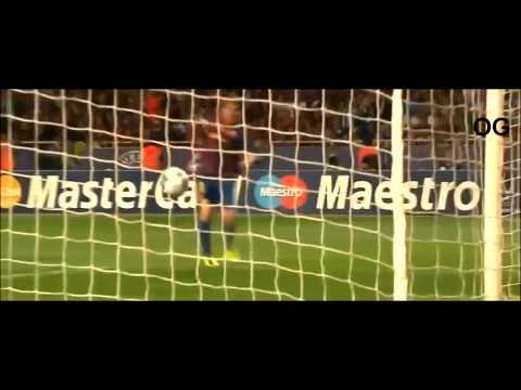 Lionel Messi - Highlights 2012/2013 (Fifa Ballon d'Or 2012) ||HD||