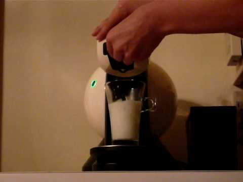 Testing the Nescafe Dolce Gusto single serving coffee machine for myGLOSS