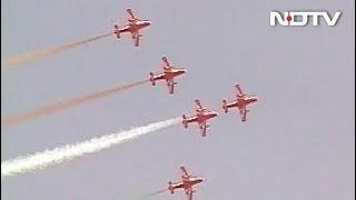 बेंगलुरु से शिफ्ट हो सकता है एयरो इंडिया शो ! - NDTVINDIA