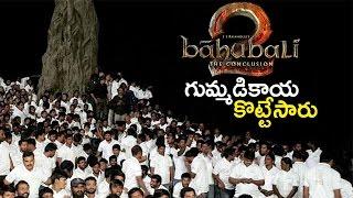 Last Day Shoot Of Baahubali 2 | Jai Mahishmathi | Prabhas | TFPC - TFPC