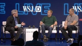 WhatsApp Founders Make Case for Commercial Messaging - WSJDIGITALNETWORK