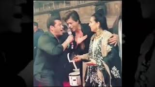 Sharukh khan and Salman khan First time Singing together at Ambani 's Daughter Marriage |Isha Ambani - ITVNEWSINDIA