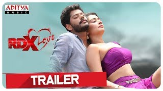 RDX Love Trailer || Paayal Rajput, Tejus Kancherla, C Kalyan || Haappy Movies - ADITYAMUSIC