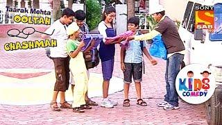 Sundar Gets Tapu Sena Gifts | Tapu Sena Special | Taarak Mehta Ka Ooltah Chashmah - SABTV