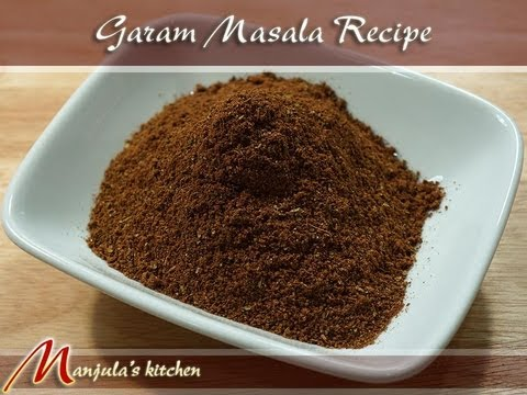 Garam Masala Mix (Indian Spice Blend) Recipe by Manjula