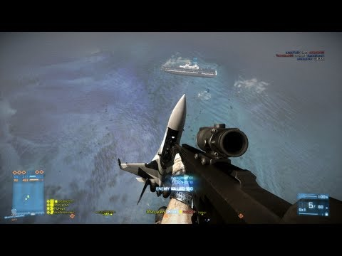 Jet Swap (Only In Battlefield 3 Edition)