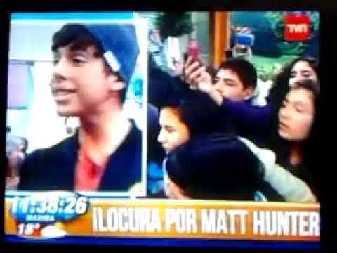 Matt Hunter - Mi Seorita - Acapella Buenos Dias A Todos 10/05/2013)
