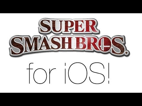 iSSB (beta): Super Smash Bros Brawl on iOS 7!