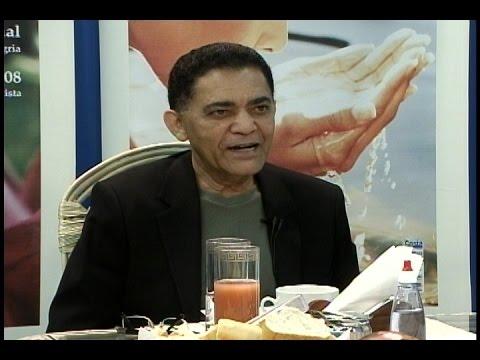 TV Costa Norte - Café com Macaé Marcos Braz - presidente do Sintracomos