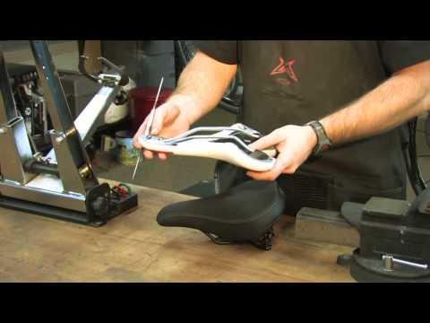 Bicycle Saddle Repair