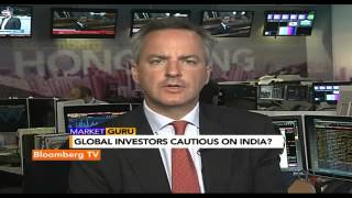 Market Guru- Comfortable With Indian Market Valuations: JPMorgan - BLOOMBERGUTV