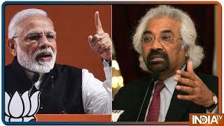 PM Modi slams Sam Pitroda, says Rahul Gandhi aide kickstarted Pak National Day celebrations - INDIATV