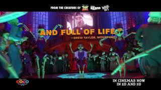 Coco | Celebration | In Cinemas Now - UTVMOTIONPICTURES