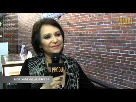 Actriz mexicana Adriana Barraza nominada al Óscar llega a los 40 años en su carrera