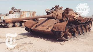 On a Kuwaiti Island, Relics of the Gulf War | Daily 360 VR - THENEWYORKTIMES
