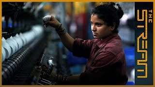 Why are Indian women leaving the workforce? | The Stream - ALJAZEERAENGLISH