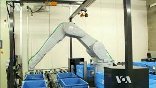 When Will Robots Work Alongside Humans? - VOAVIDEO