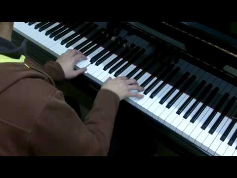 Trinity Guildhall Piano 2012-2014 Grade 5 A3 Haydn Allegro Sonata in C Hob XVI  No.1 First Movement