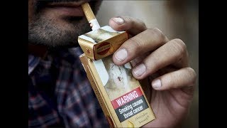 Tobacco warnings: SC refuses to change the guidelines - TIMESOFINDIACHANNEL