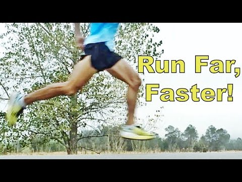 HOW TO RUN FARTHER (AND FASTER)!   Building Running Stamina Tips by Coach Sage Canaday