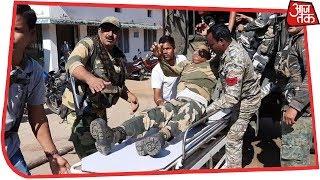 Bijapur: नक्सलियों के IED धमाके में 5 BSF जवान घायल - AAJTAKTV