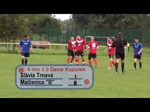 Slávia Trnava - Malženice